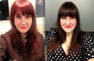 тонирование волос что это такое