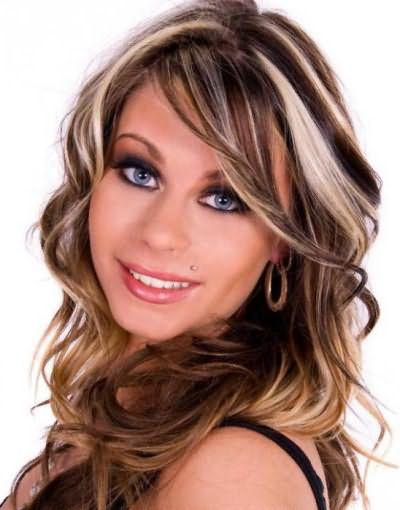 тонирование и мелирование волос фото