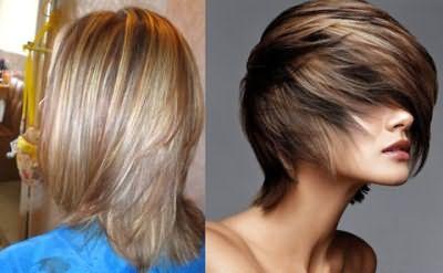 Как тонировать мелированные волосы в домашних условиях? Нет ничего сложного – также как и натуральные.