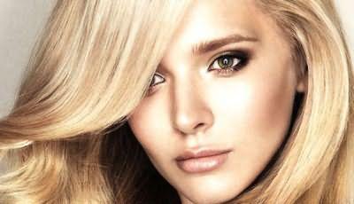 Нежный и теплый оттенок блонд