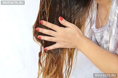как сделать гуще тонкие волосы