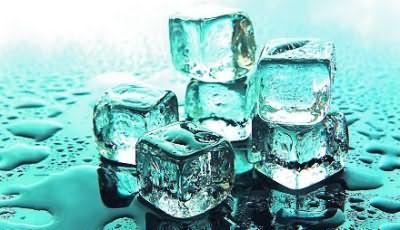 Лед снизит болевые ощущения