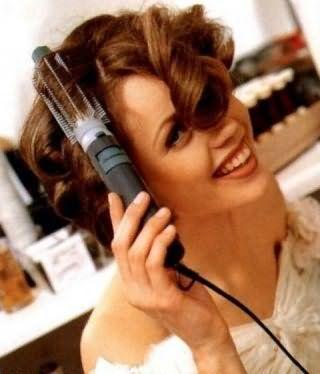 Как правильно завивать волосы плойкой