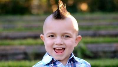 Средства от выпадения волос у детей