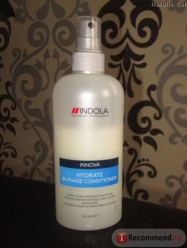 Кондиционер для волос Indola Professional двухфазный для увлажнения волос / Hydrate Bi-Phase Conditioner фото