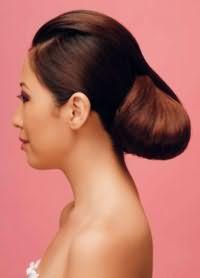 Валик для волос своими руками из волос