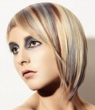 Мелирование на светлые и русые волосы