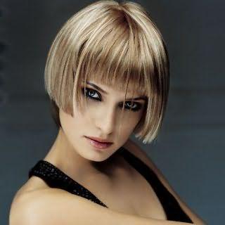 Темное мелирование на светлые волосы