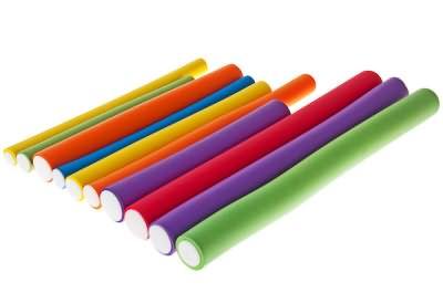 Фото: бумеранги разной длины и цвета