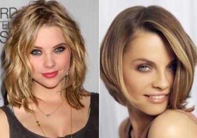Если у вас волосы средней длины, цена голливудского образа – 10 минут свободного времени