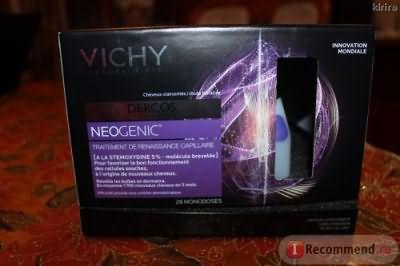 Активатор роста волос Vichy Decros NEOGENIC фото