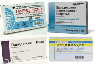 пиридоксина гидрохлорид для волос