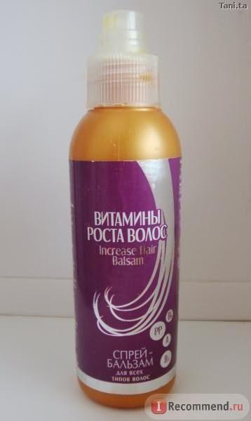 Спрей для волос Дина + Витамины Роста фото