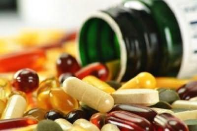 Витамины для волос в таблетках