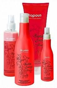 Производители косметики предлагают различные препараты с биотином
