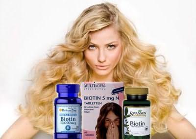 Как правильно применять витамины Биотин
