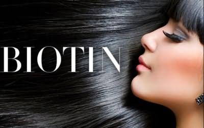 Шелковистые и блестящие локоны с Биотином для волос
