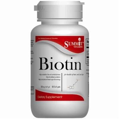 биотин витамины инструкция