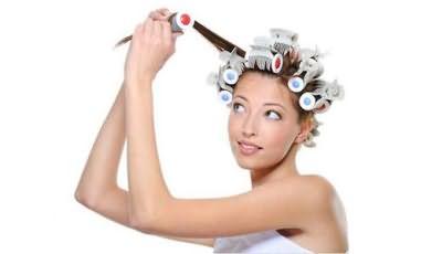 Как накрутить волосы с помощью бигуди
