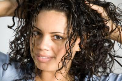 Ручная укладка волнистых волос