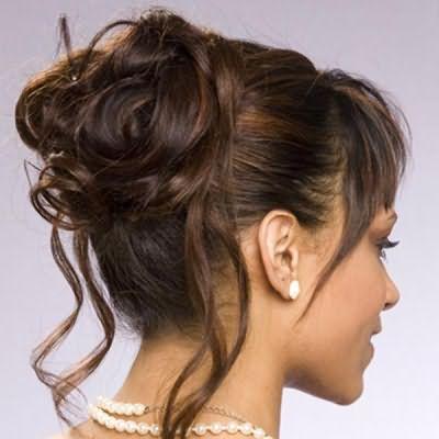 волосы до плеч прически фото