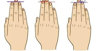 о чём говорит длина пальцев на руках у мужчин