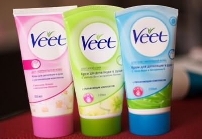 Выбирая крем для эпиляции, отдайте экземпляру с пометкой «для чувствительной кожи» (цена – от 270 руб.)