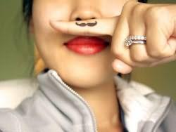 Усы у девушек как избавиться