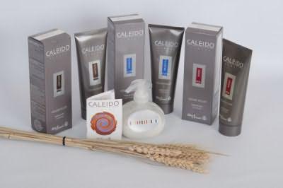 Используйте краски, не содержащие аммиака, например Caleido (цена – от 1300 руб.)