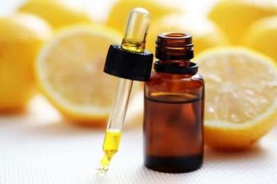 Лимонное масло - активный помощник с данной проблемой