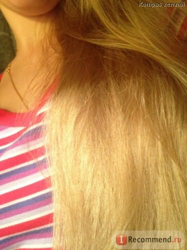 Спрей для волос Kharisma Voltage Увлажняющий фото