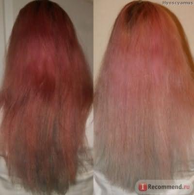 Маска для волос DNC глубокое восстановление фото