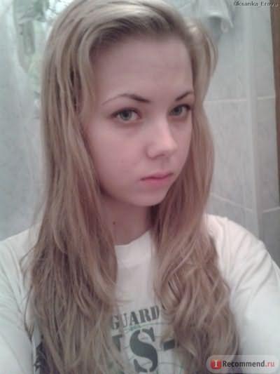 Волосы после масок из масел