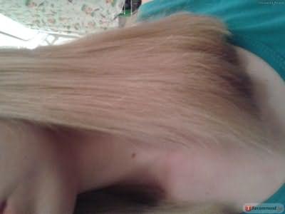 волосы без укладки! !!
