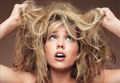Некачественные краски способны испортить волосы