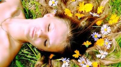 Лечебные травы восстанавливают волосяной покров головы