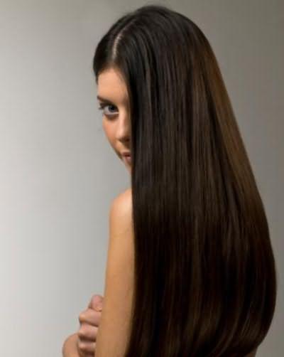фото выпрямление волос