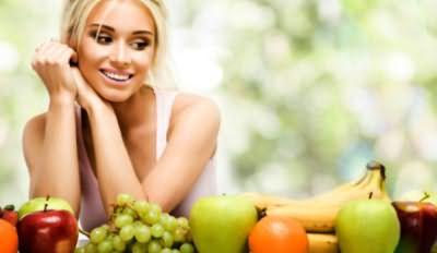 Правильное питание – залог поступления витаминов в волосы