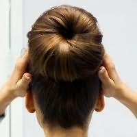 заколки для пучка волос 1