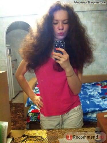 волосы на данный момент