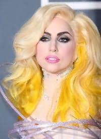 желтые волосы 5