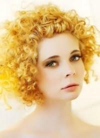 желтые волосы 7