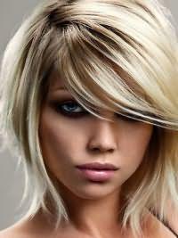 золотистые волосы 2