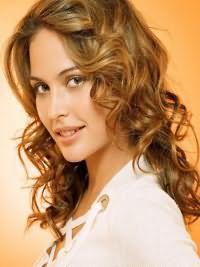 золотистые волосы 9